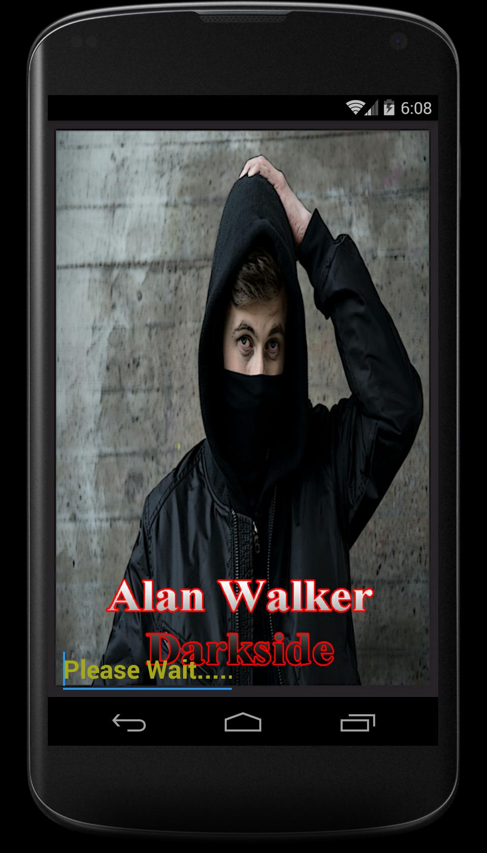 Darkside - By alan Walker (feat Tomine Harket) for Android - APK