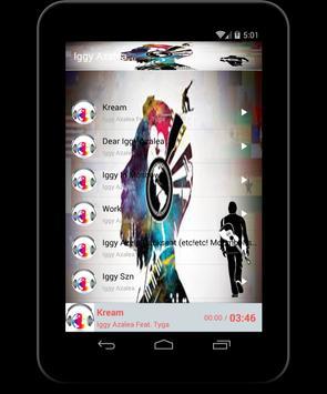Iggy Azalea - Kream ft. Tyga screenshot 3