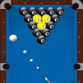 billiard shooter icon