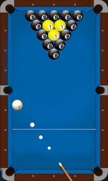 billiard shooter screenshot 1