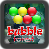 bubble forest icon