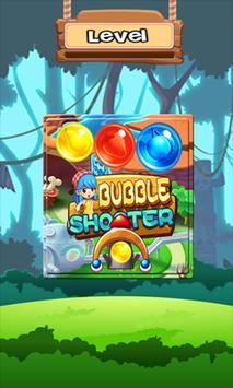 bubble shooter legend poster