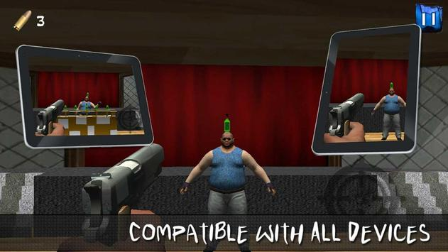 Bottle Shooter 2 Deadly Return screenshot 11