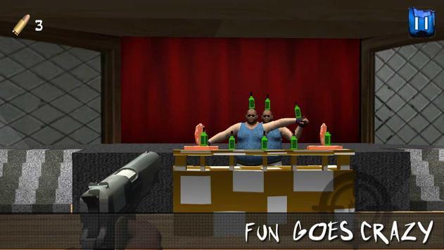 Bottle Shooter 2 Deadly Return screenshot 12