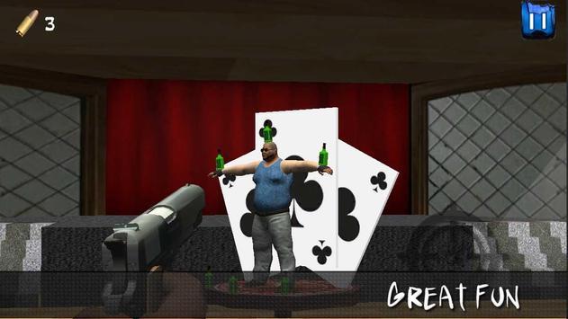 Bottle Shooter 2 Deadly Return screenshot 1