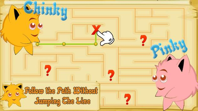 Chinky Pinky - Fun Learning screenshot 21