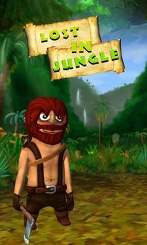 Lost In Jungle poster