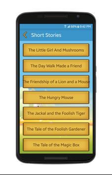 Best English Short Stories screenshot 5