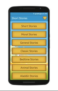 Best English Short Stories screenshot 1