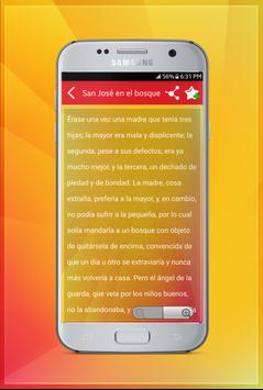 Best Spanish Short Stories apk screenshot
