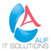 ALIF IT SOLUTIONS icon