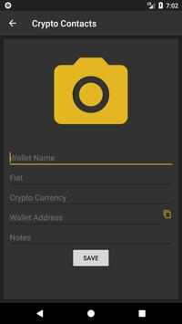 Crypto Contacts screenshot 5
