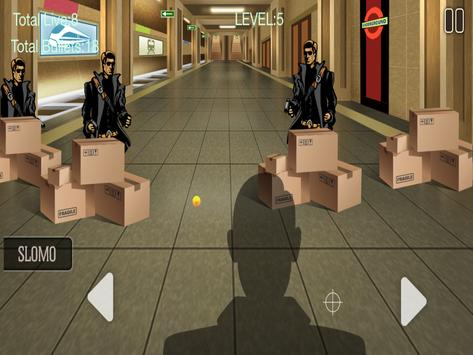 Ultimate Bullet Dodger apk screenshot