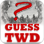 Guess The Blur Walking Dead icon