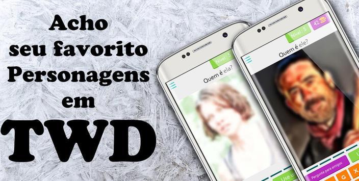 Acho O Borrão Walking Dead apk screenshot