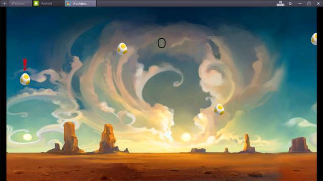 Avoidance Game By Ali Salman apk screenshot