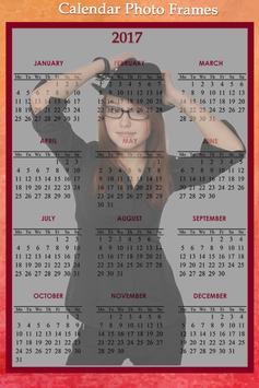 Calendar Photo Frames 2017 poster