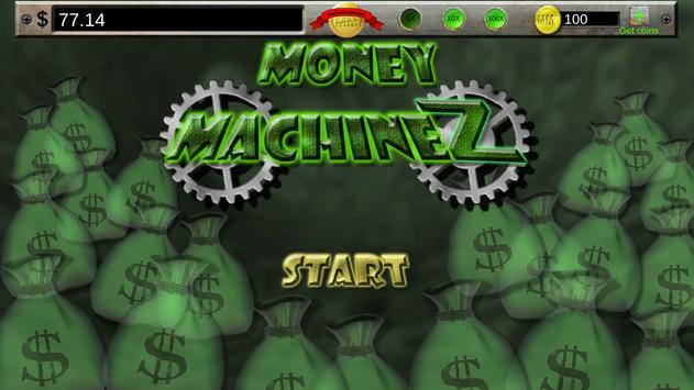Money Machinez poster