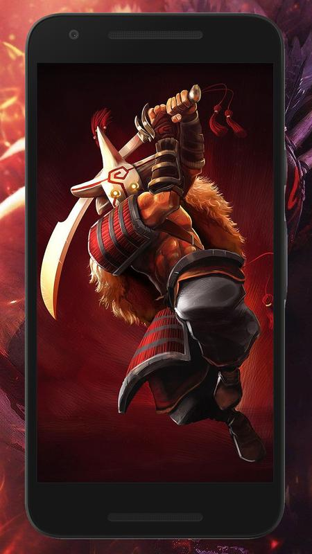 Dota 2 Wallpapers All Heroes Complete For Android Apk Download