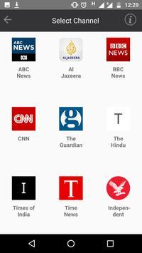 Alitheia News Reader apk screenshot