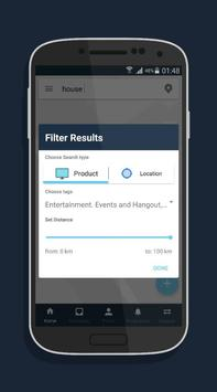 Space Barter-Social Mobile Marketplace screenshot 7