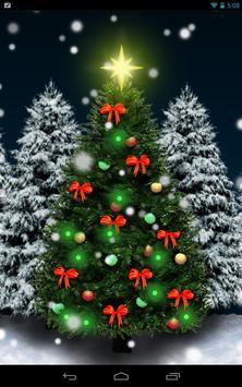 Christmas Crystal Ball Free LW apk screenshot