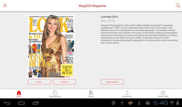 ATV ESCAPE Magazine apk screenshot