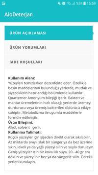 Alo Deterjan screenshot 2