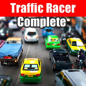 Traffic Race : Crash icon