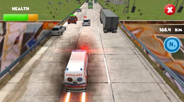 Traffic Race : Crash apk screenshot