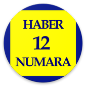 12 Numara Haber icon