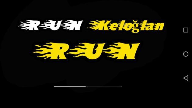 Keloğlan run keloglan poster