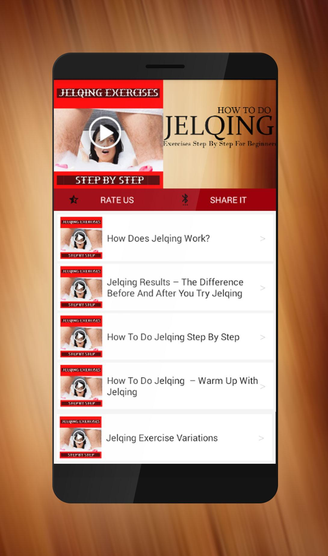 Jelqing Exercises Step By Step for Android - APK Download