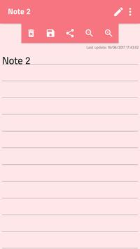 Notes screenshot 6