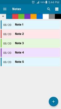 Notes screenshot 3