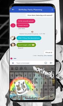 Marshmello Keyboard screenshot 2