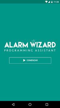 Alarm Wizard poster
