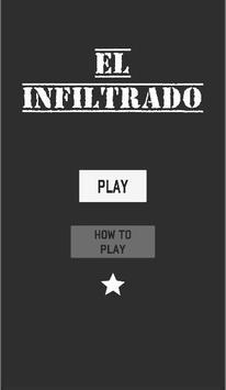 El Infiltrado (Unreleased) poster