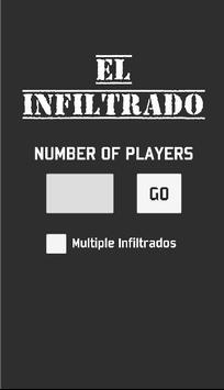 El Infiltrado (Unreleased) screenshot 1