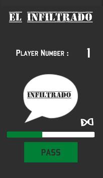 El Infiltrado (Unreleased) screenshot 2