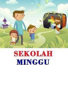Lagu Sekolah Minggu poster