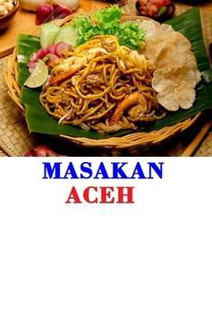 Resep Masakan Aceh poster