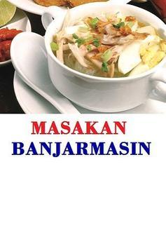 Resep Masakan Banjarmasin poster