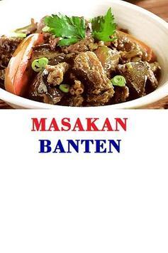 Resep Masakan Banten poster