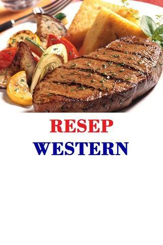 Resep Masakan Western Fur Android Apk Herunterladen