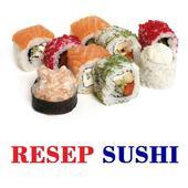Resep Sushi Jepang icon