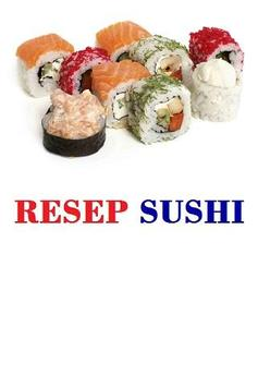 Resep Sushi Jepang poster