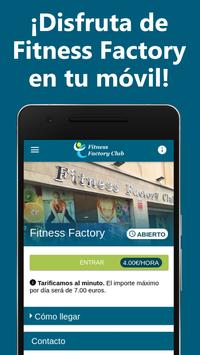 Fitness Factory poster