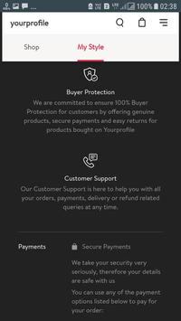 RinGhan -Experience the new era of online shopping screenshot 6
