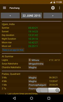 Hindu Calendar screenshot 12